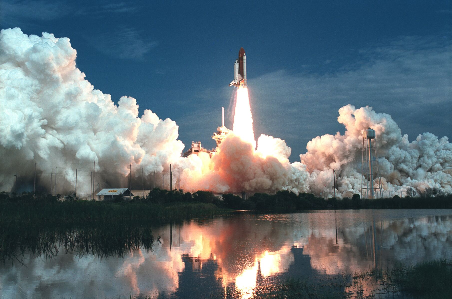 Image result for sts-40 launch